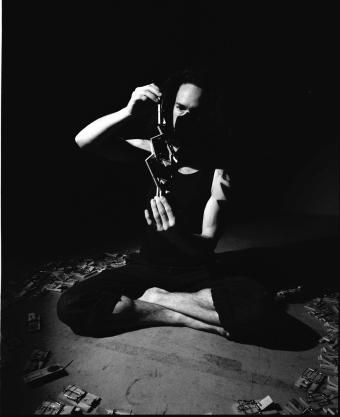 A Sensitive Portrait 1 by Louis Clerc